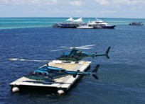 Aviation Tourism Australia Fly/fly to Reefworld (Reef Discovery)