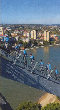 Story Bridge Climb Brisbane