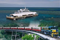 Sunlover Reef Cruises 2 Day Reef and Kuranda Adventure