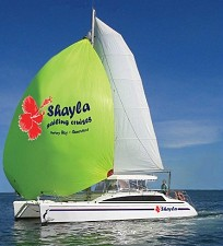 Shayla Whale Watching Hervey Bay