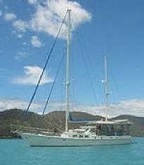 Kiana Aussie Adventure Sailing Whitsundays