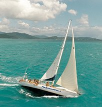 Ragamuffin II - Southern Cross Sailing Adventures Whitsundays