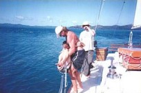 Waltzing Matilda Aussie Adventure Sailing Whitsundays
