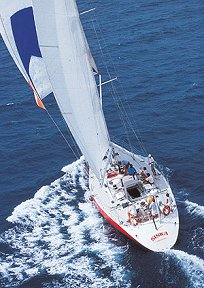 Sailing Whitsundays Siska