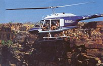 Slingair Heliwork Mitchell Plateau Helicopter Adventures